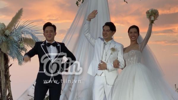 Đám cưới Đông Nhi - Ông Cao Thắng: Hạnh phúc khi thuộc về nhau, cô dâu, chú rể đều khóc 7