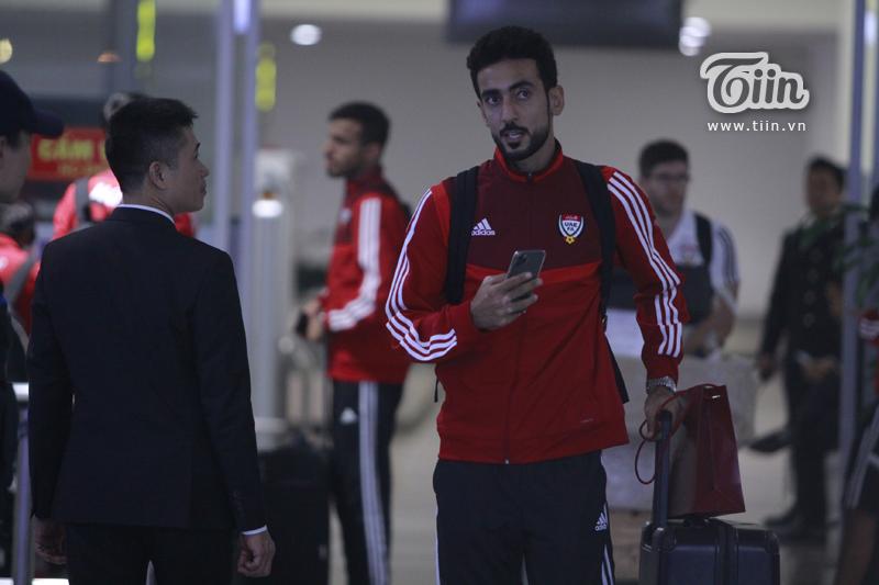 UAE đang là đội bóng sở hữu hàng công mạnh nhất của bảng G với 8 bàn thắng sau 3 lượt trận đầu tiên, trong đó, tiền đạo Ali Mabkhout đóng góp tới 6 pha lập công.