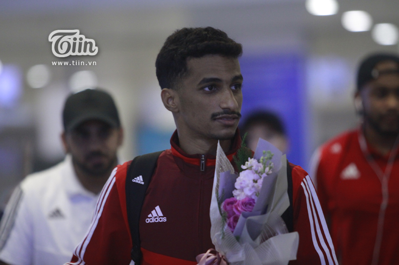 Đội tuyển UAE rạng rỡ xuất hiện tại Hà Nội, sẵn sàng tranh đấu cùng tuyển Việt Nam tại vòng loại World Cup 2022 9