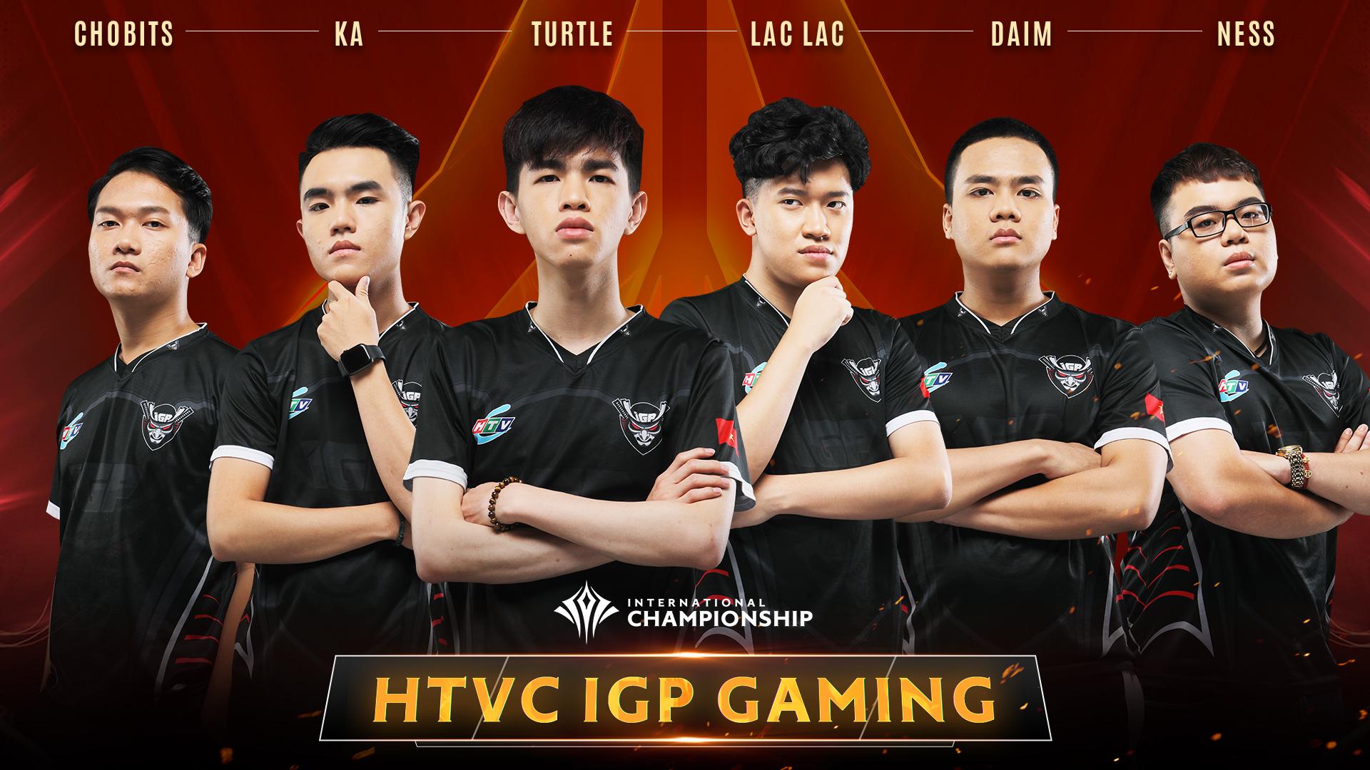 HTVC IGP Gaming vượt qua bảng tử thần một cách ngoạn mục với vị trí số 1
