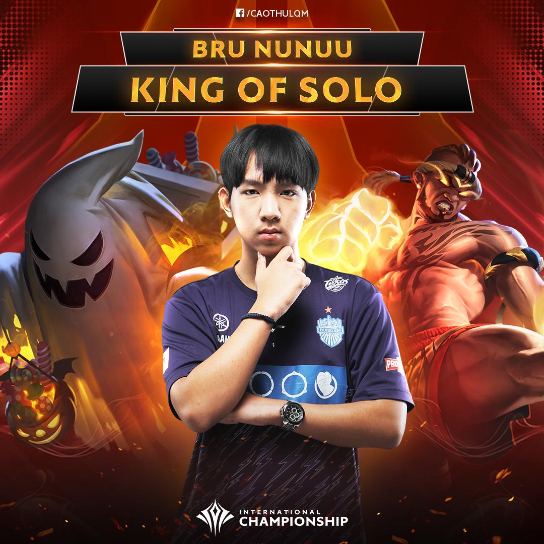 NuNuu là tài năng trẻ 17 tuổi của chủ nhà Thái Lan