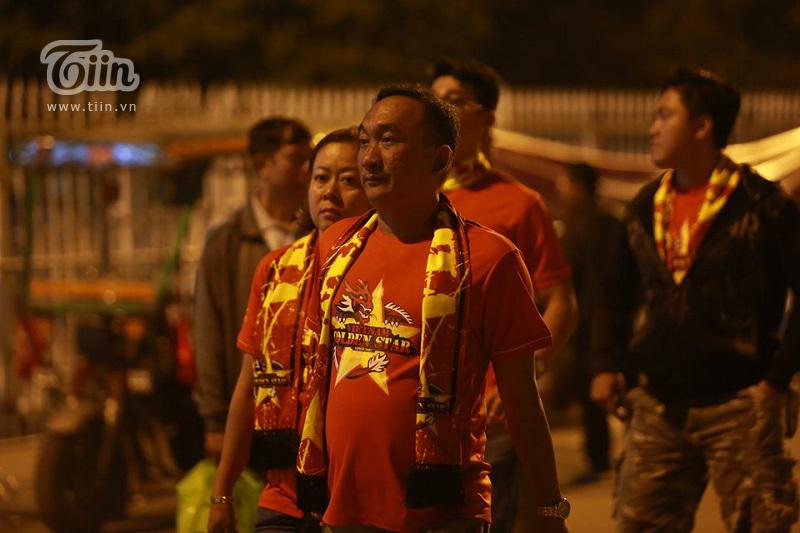 Hàng triệu người Việt Nam tin rằng thầy trò Park Hang-seo sẽ làm nên kỳ tích tại trận đấu này