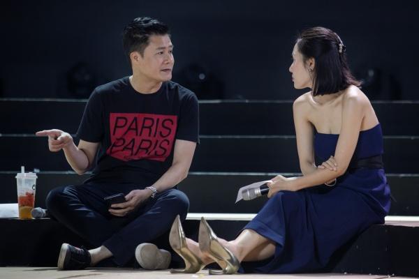 Thu Phương, Lam Trường, Hà Anh Tuấn cùng dàn nghệ sĩ tập luyện cho đêm nhạc hoành tráng 1