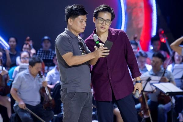 Thu Phương, Lam Trường, Hà Anh Tuấn cùng dàn nghệ sĩ tập luyện cho đêm nhạc hoành tráng 5