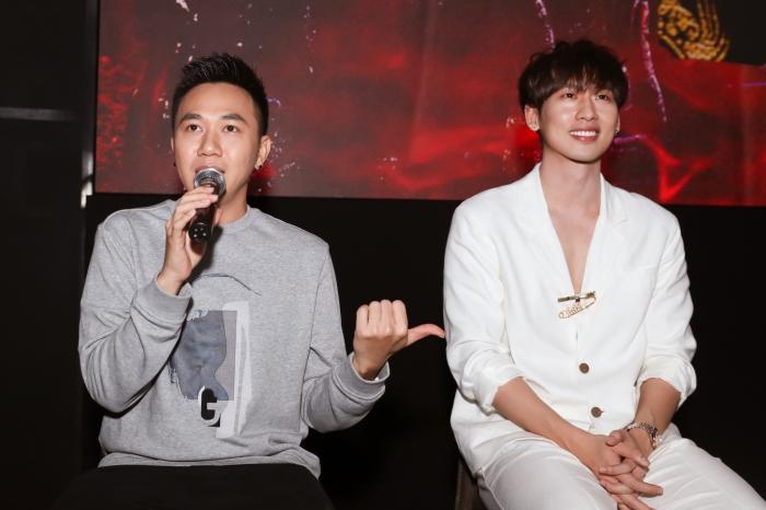 Tuấn Trần xúc động chia sẻ về lần đầu đóng phim cùng diễn viên Mai Phương 3