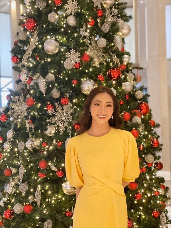 Lương Thùy Linh xuất sắc lọt Top 40 phần thi Top Model tại Miss World 2019 1