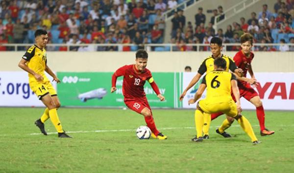 U22 Việt Nam sẽ chạm trán với U22 Brunei tại trận ra quân SEA Games 30