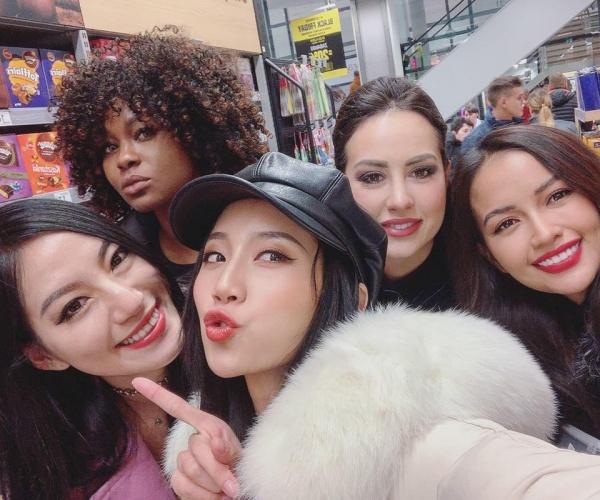 Mạnh Khang - Ngọc Châu lọt top 10 bình chọn Nam vương và Hoa hậu Siêu quốc gia 2