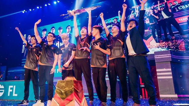 Team Flash vô địch Đấu Trường Danh Vọng mùa Xuân 2019
