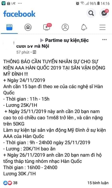 Hậu Asia Artist Awards 2019: Tranh cãi 'nảy lửa' giữa BTC hai phía Việt - Hàn? 9