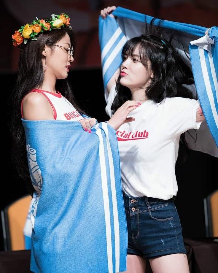 Ji Min AOA: 'Seolhyun luôn nghĩ em ấy là trung tâm vũ trụ' gây tranh cãi trên cộng đồng mạng 4