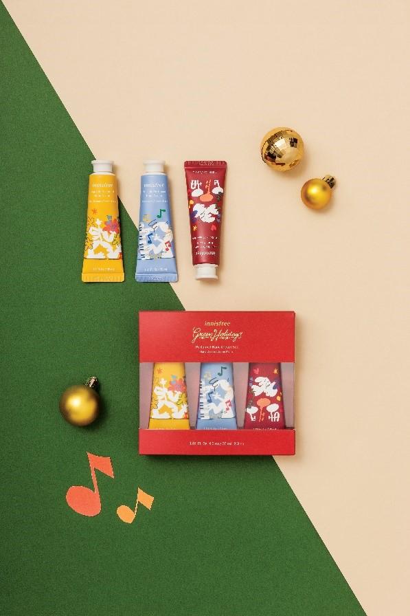 Giáng sinh lấp lánh với bộ mỹ phẩm sang-xịn-đẹp từ Innisfree, cô gái nào nhìn thấy cũng khó lòng làm ngơ 3