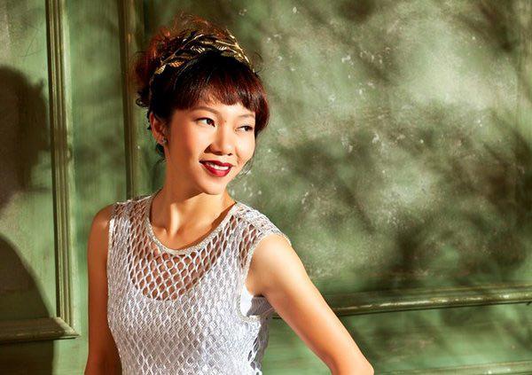 Hà Trần làm liveconcert tại Hà Nội 1