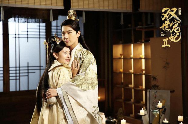 'Song thế sủng phi 3' chưa ra mắt, Hình Chiêu Lâm - Lương Khiết lại trở thành vợ chồng trong phim mới 1