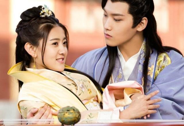 'Song thế sủng phi 3' chưa ra mắt, Hình Chiêu Lâm - Lương Khiết lại trở thành vợ chồng trong phim mới 2