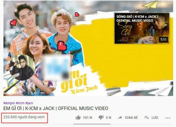 Cất công đi quay hết mọi miền đất nước, MV 'Việt Nam Tôi' của Jack và K-ICM lại có thành tích ra mắt thấp nhất so với loạt hit trước đó 4