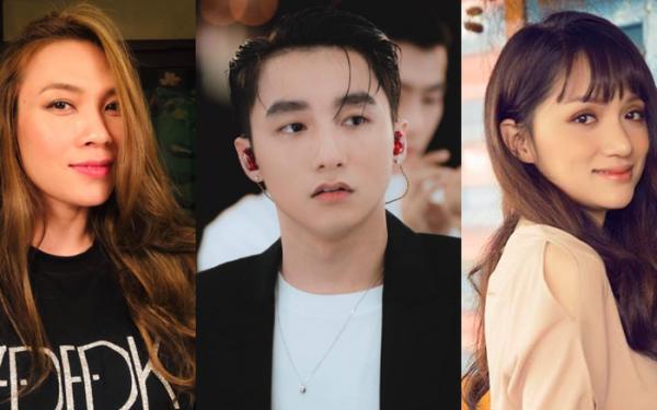 Loạt nghệ sĩ đình đám không có tên tại đề cử 'WebTVAsia Awards 2019'.