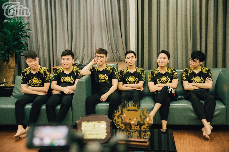 Mocha ZD là đội tuyển đại diện Việt Nam thi đấu liên quân Mobile tại SEA Games 30