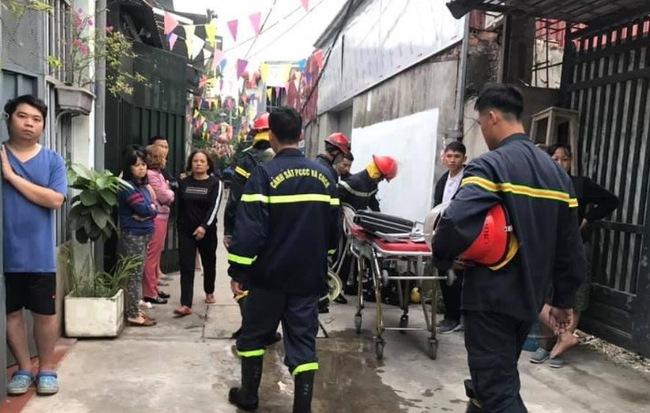 Cháy nhà lúc rạng sáng ở Hà Nội khiến 3 bà cháu tử vong 0