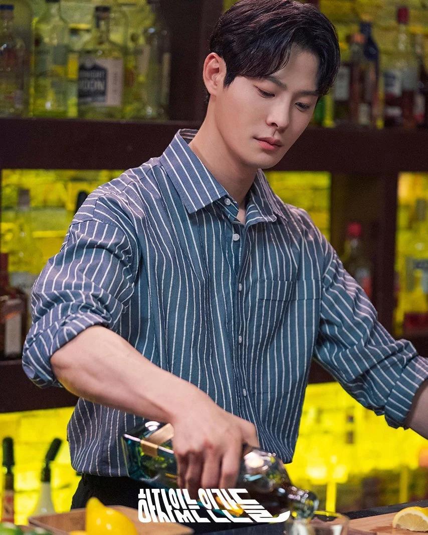 Vai diễn Joo Won Suk củaCha In Ha trong Love With Flaws. Phim vừa lên sóng 2 tập phim.