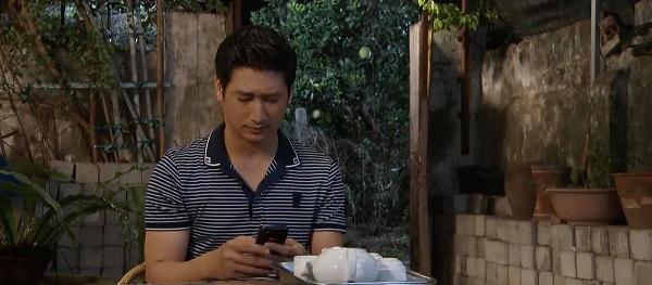 'Hoa hồng trên ngực trái' trailer tập 36: Thái hèn hạ đến mức lén lút lấy máy Khuê nhắn tin cho Bảo, còn nhắc đến 'Chồng tôi' 0