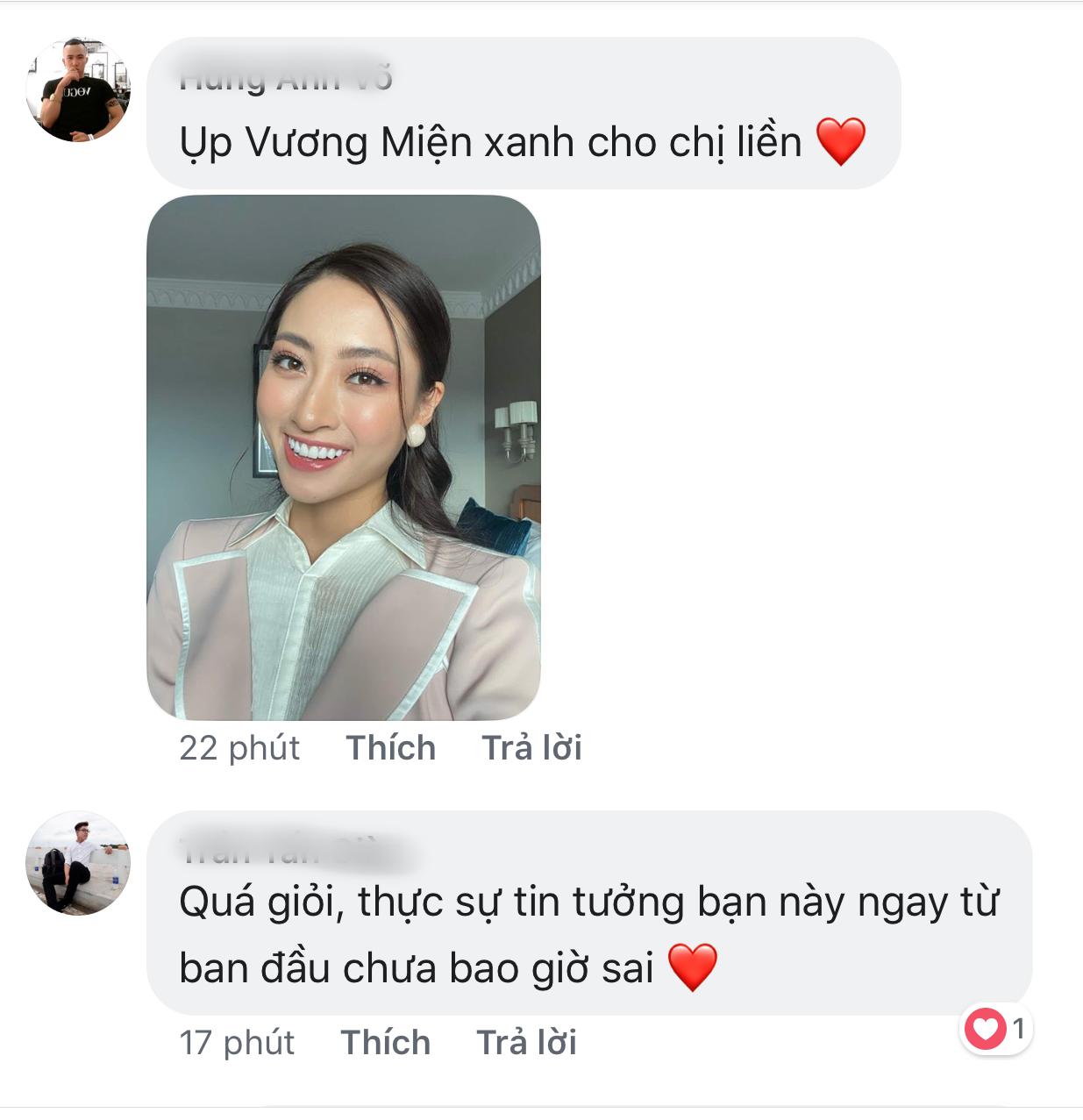 Không hổ danh IELTS 7.5, Lương Thuỳ Linh khiến đương kim Miss World phải thốt lên: 'Perfect Việt Nam!' 2