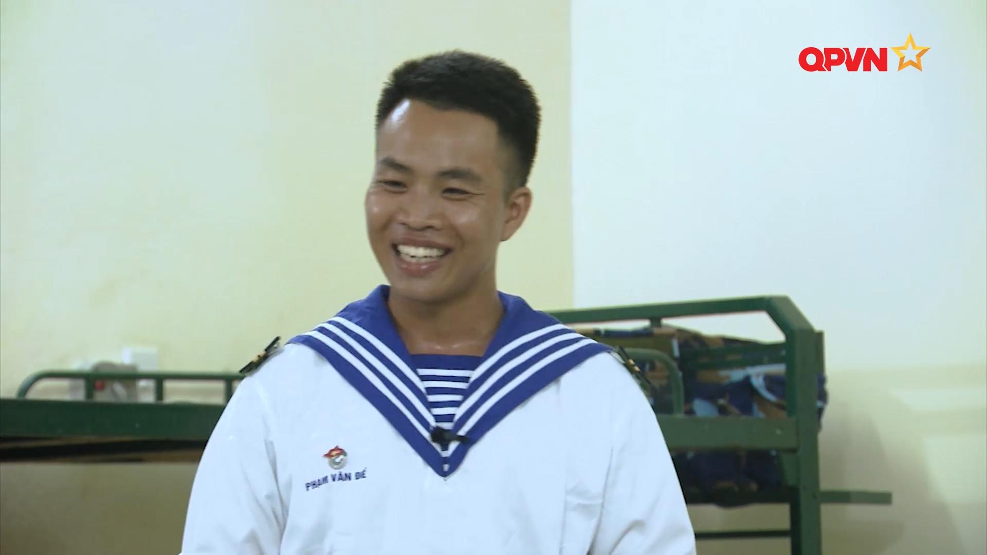 Tiểu đội trưởng Phạm Văn Để