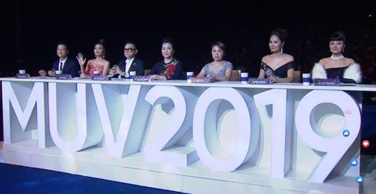 Người đẹp Nguyễn Trần Khánh Vân đăng quang Hoa hậu Hoàn vũ Việt Nam 2019 52