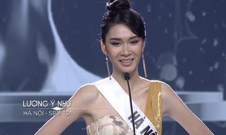 Người đẹp Nguyễn Trần Khánh Vân đăng quang Hoa hậu Hoàn vũ Việt Nam 2019 26