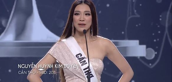 Người đẹp Nguyễn Trần Khánh Vân đăng quang Hoa hậu Hoàn vũ Việt Nam 2019 27