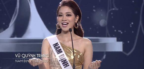 Người đẹp Nguyễn Trần Khánh Vân đăng quang Hoa hậu Hoàn vũ Việt Nam 2019 28
