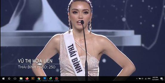 Người đẹp Nguyễn Trần Khánh Vân đăng quang Hoa hậu Hoàn vũ Việt Nam 2019 30