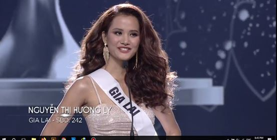 Người đẹp Nguyễn Trần Khánh Vân đăng quang Hoa hậu Hoàn vũ Việt Nam 2019 31