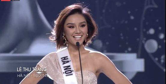 Người đẹp Nguyễn Trần Khánh Vân đăng quang Hoa hậu Hoàn vũ Việt Nam 2019 33