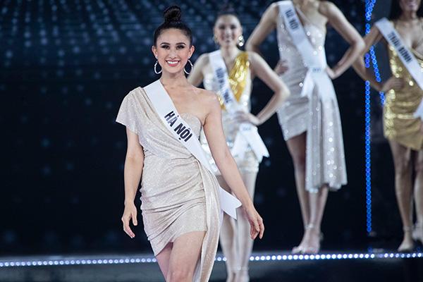Người đẹp Nguyễn Trần Khánh Vân đăng quang Hoa hậu Hoàn vũ Việt Nam 2019 38