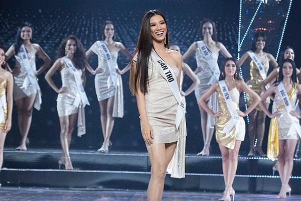 Người đẹp Nguyễn Trần Khánh Vân đăng quang Hoa hậu Hoàn vũ Việt Nam 2019 40