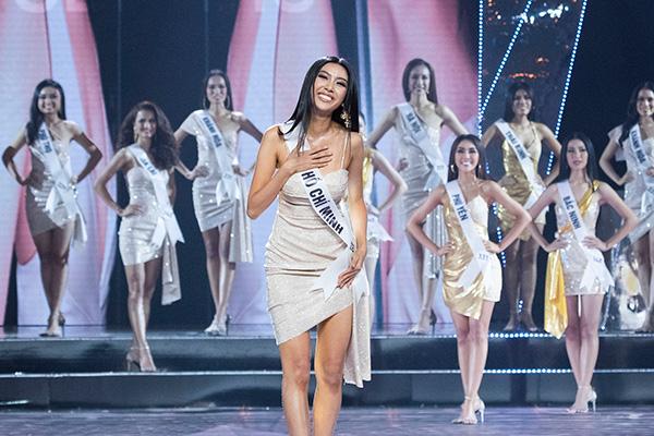 Người đẹp Nguyễn Trần Khánh Vân đăng quang Hoa hậu Hoàn vũ Việt Nam 2019 41