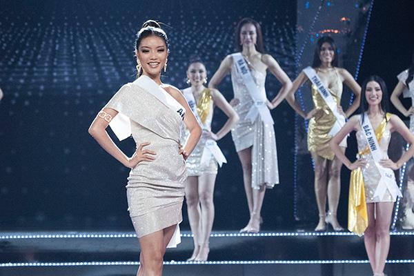 Người đẹp Nguyễn Trần Khánh Vân đăng quang Hoa hậu Hoàn vũ Việt Nam 2019 43