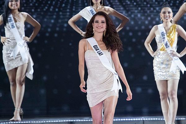 Người đẹp Nguyễn Trần Khánh Vân đăng quang Hoa hậu Hoàn vũ Việt Nam 2019 44