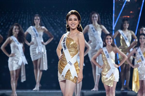 Người đẹp Nguyễn Trần Khánh Vân đăng quang Hoa hậu Hoàn vũ Việt Nam 2019 46