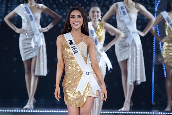 Người đẹp Nguyễn Trần Khánh Vân đăng quang Hoa hậu Hoàn vũ Việt Nam 2019 47