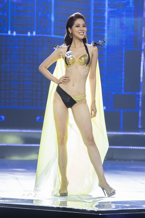 Vũ Quỳnh Trang - SBD 330