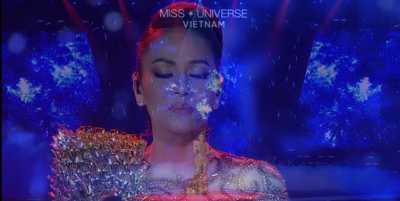 Người đẹp Nguyễn Trần Khánh Vân đăng quang Hoa hậu Hoàn vũ Việt Nam 2019 20