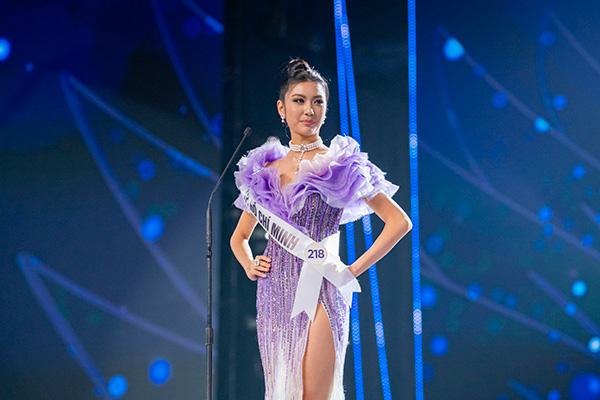 Người đẹp Nguyễn Trần Khánh Vân đăng quang Hoa hậu Hoàn vũ Việt Nam 2019 6