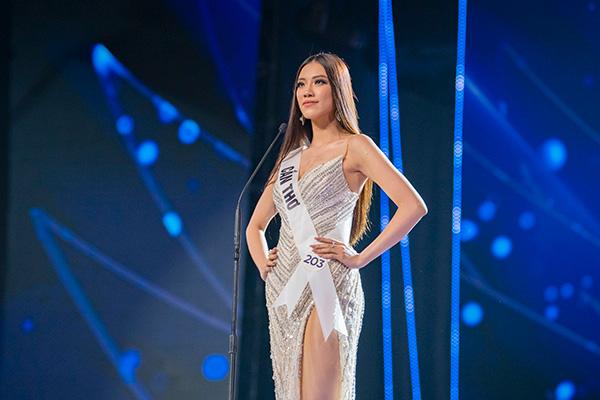 Người đẹp Nguyễn Trần Khánh Vân đăng quang Hoa hậu Hoàn vũ Việt Nam 2019 5