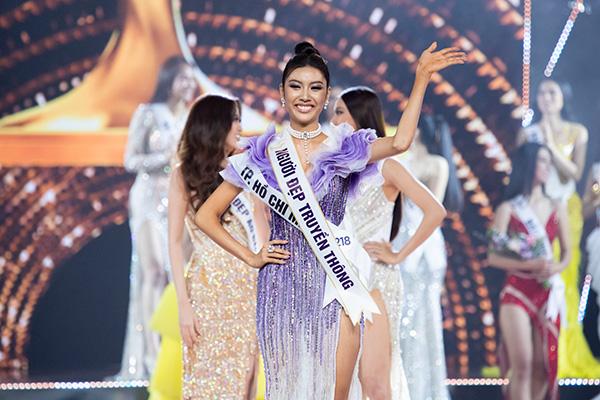 Á hậu 2:Phạm Hồng Thúy Vân (218)