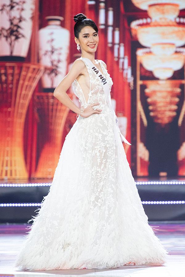 Người đẹp Nguyễn Trần Khánh Vân đăng quang Hoa hậu Hoàn vũ Việt Nam 2019 8