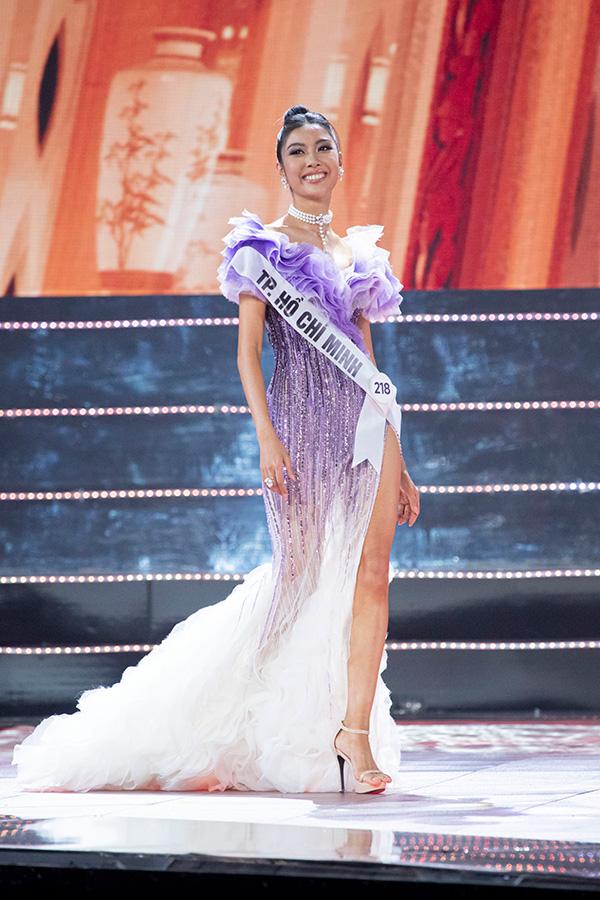 Người đẹp Nguyễn Trần Khánh Vân đăng quang Hoa hậu Hoàn vũ Việt Nam 2019 13