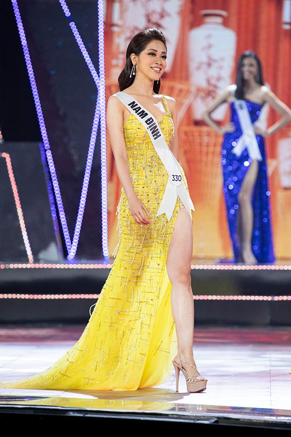 Người đẹp Nguyễn Trần Khánh Vân đăng quang Hoa hậu Hoàn vũ Việt Nam 2019 16
