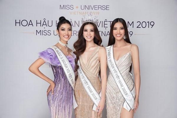 Miss Universe 2019 chọn Hoa hậu 'nuốt mic', dân mạng lại được dịp 'cà khịa' BTC 'Hoa hậu Hoàn vũ Việt Nam' 2